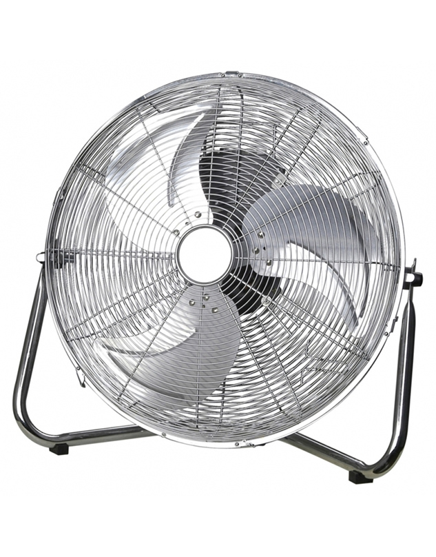 Padló ventilátor fém