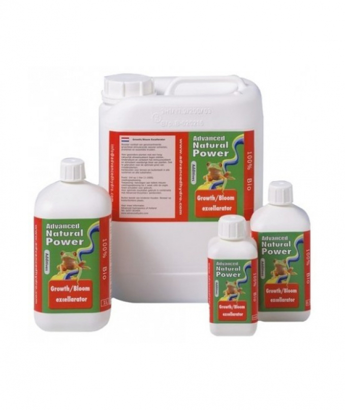 Advanced Hydroponics Grow-Bloom Excellarator