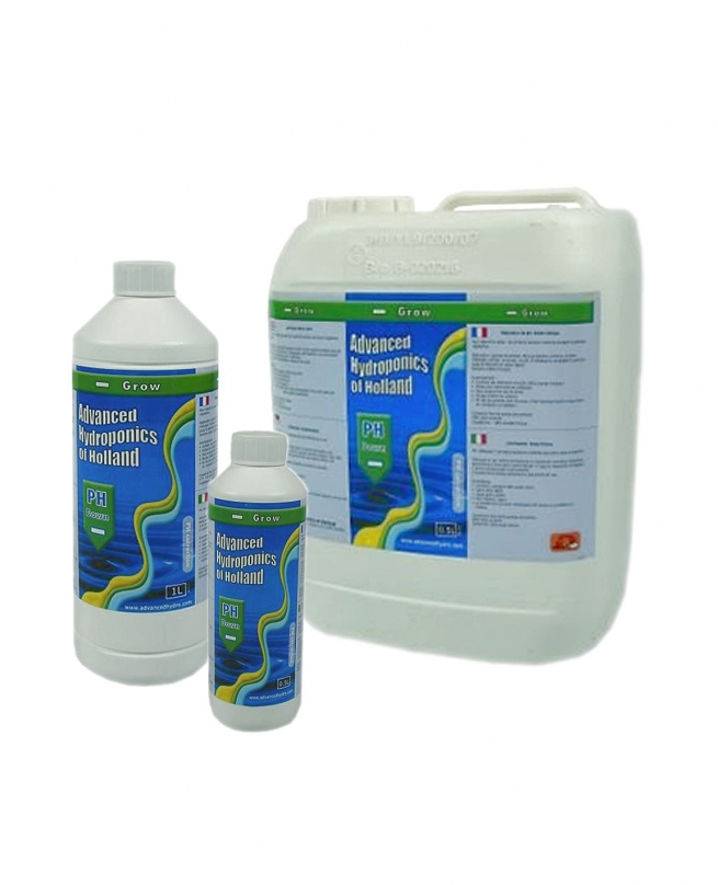 Advanced Hydroponics ph- Grow