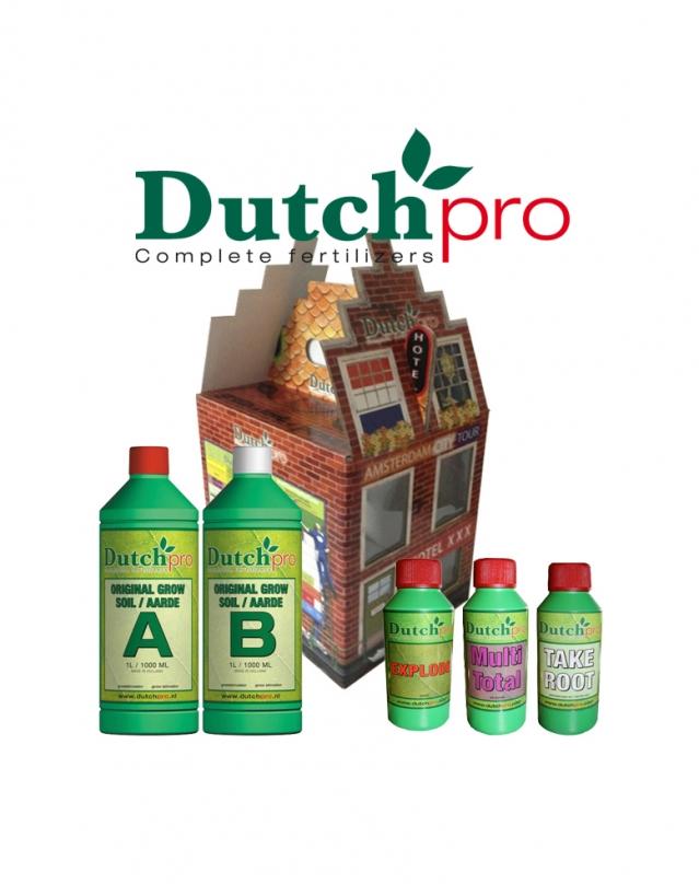 Dutch Pro Starter Pack Hydro/Coco