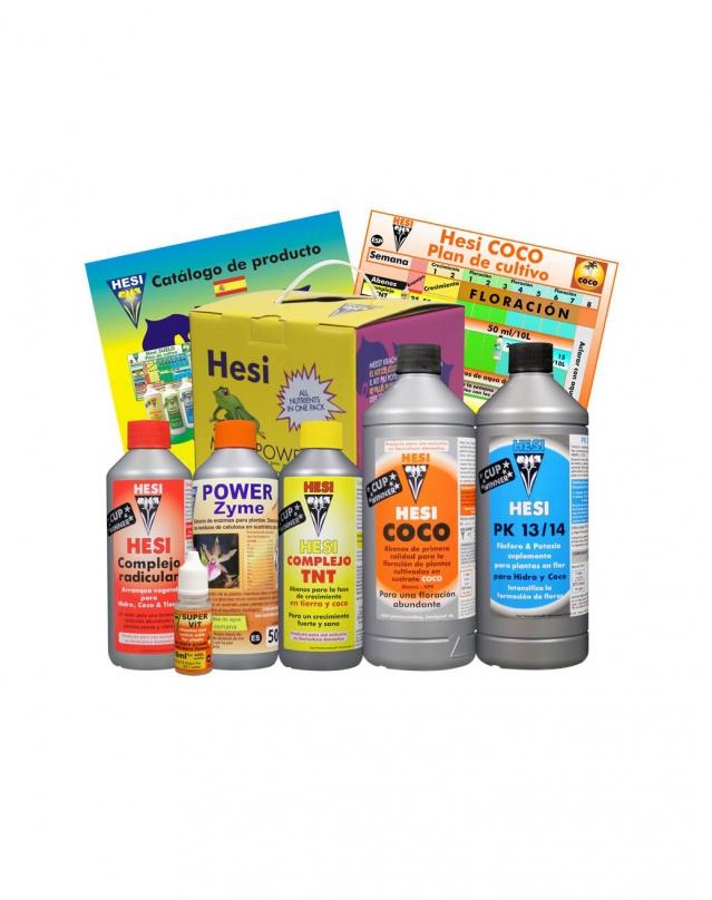 Hesi Coco Starter Kit