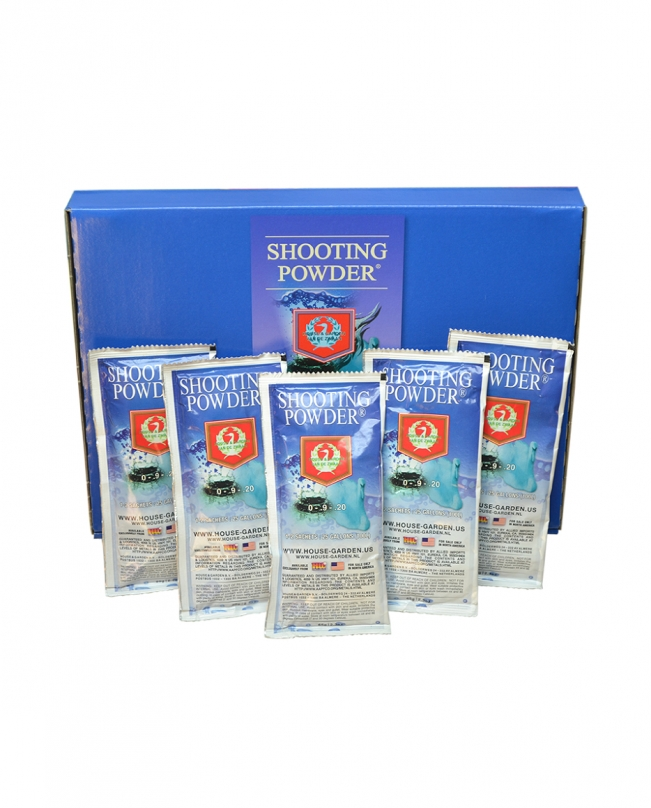 House & Garden Shooting Powder 65g