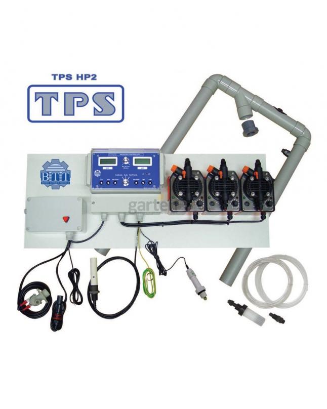 TPS-HP2 automata táp adagoló rendszer 6 pumpás