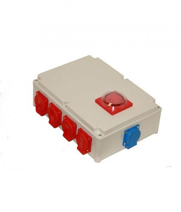 Davin Időzítő DV-28K S1160 8 x 600 W + fűtés