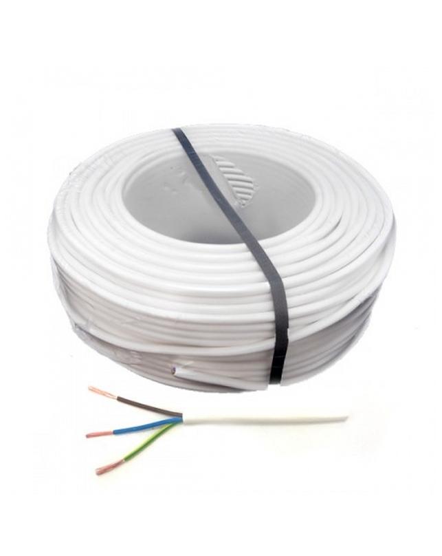 Elektromos kábel 3x1,5mm (kimérve)