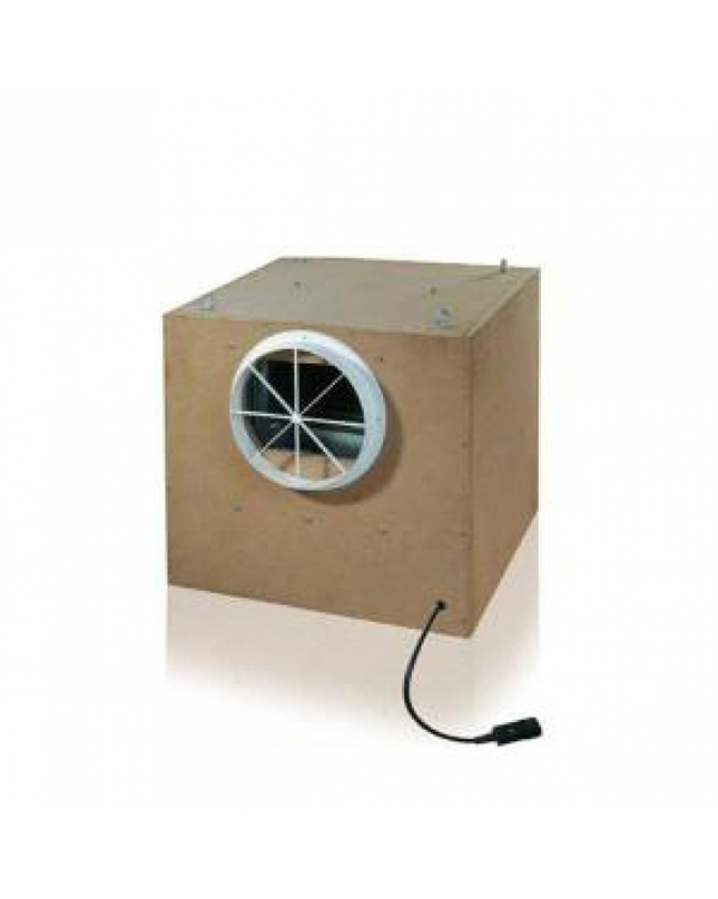 Vents KSDD Sound-proof fan box 2500 m3/h