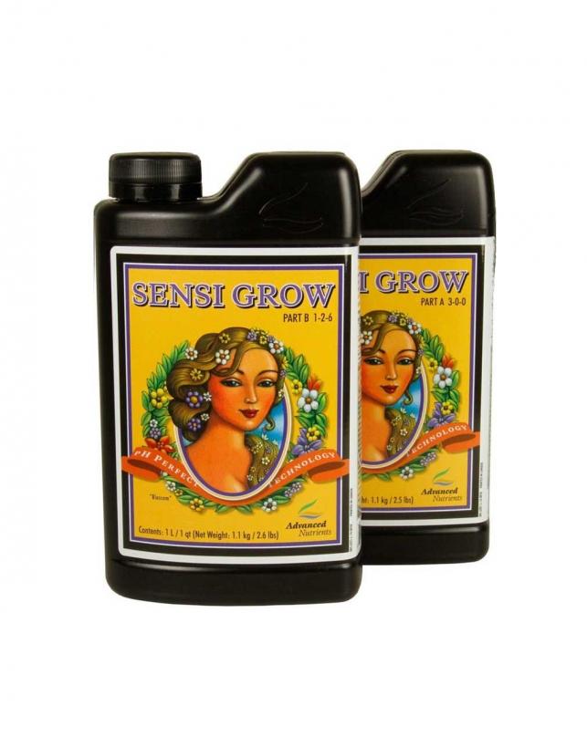 Advanced Nutrients Sensi Grow 1L A+B