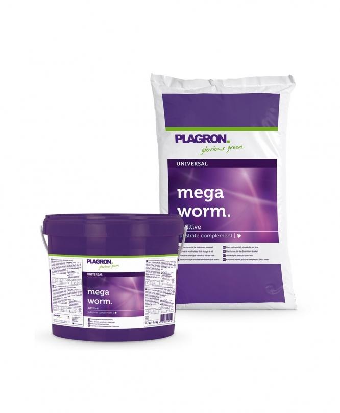 Plagron Mega Worm - Gilisztahumusz 25L