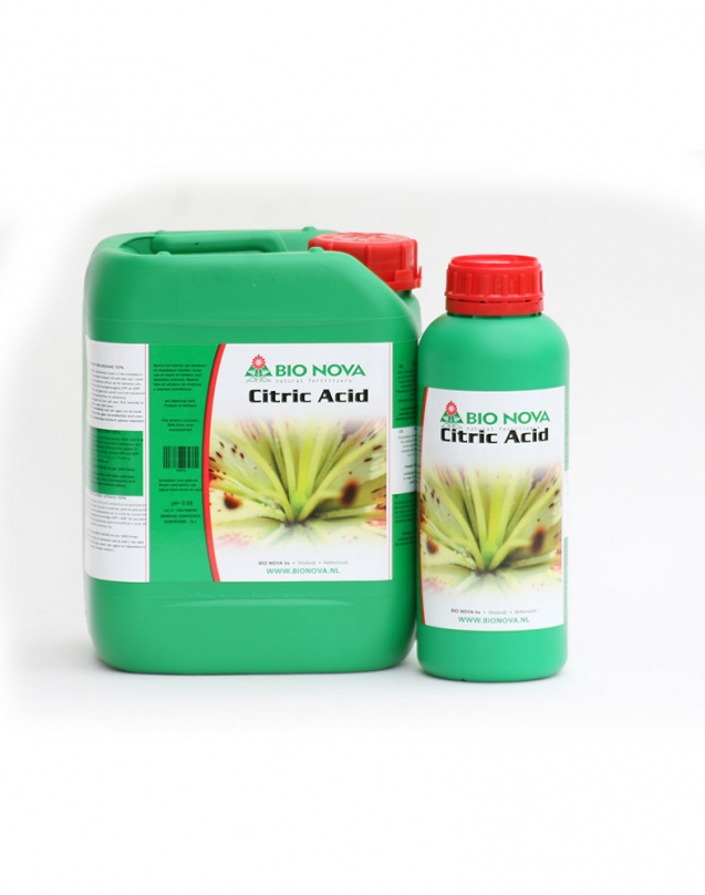 Bio Nova Citric Acid pH-  1L
