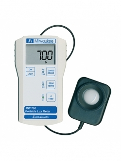Milwaukee MW700 portable Lux meter