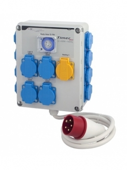 GSE Timer Box 12 x 600 W + temperature