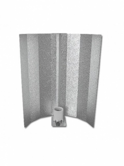 SALE Reflector with wing E40 socket hammered