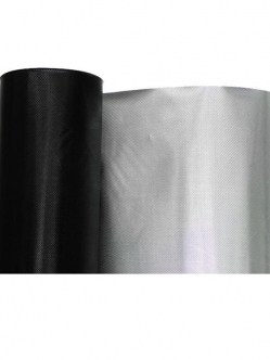 Diamond Black-silver sheeting Extra Strong