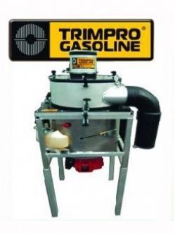 TrimPro Benzinmotoros vágógép növény betakarító