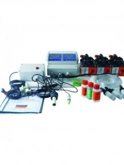 TPS-HP2 automata táp adagoló pH és EC szabályzás