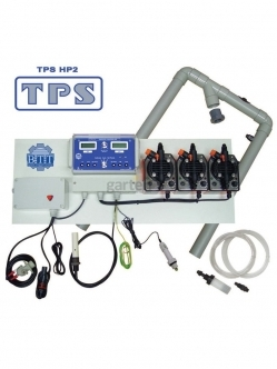 TPS-HP2 automatic fertiliser computer with 6 pump