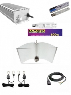 600w 3.0 HPS+MH Digital lighting set