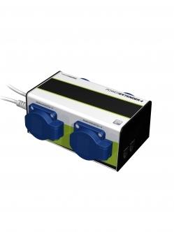 GrowControl Power Extender 4 socket extender