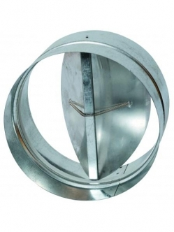 Steel Backdraft Damper