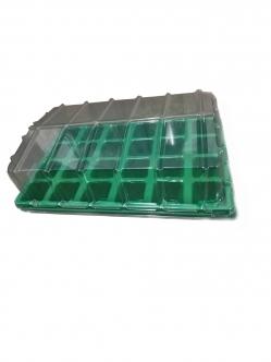 Romberg Propagator + Pot plate 50x32x18 cm
