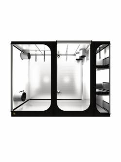 Secret Jardin Lodge L280 - 280 x 120 x 210 cm USED