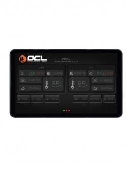 OCL Controller Touchscreen width 2x temp sensor