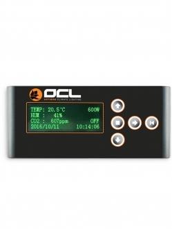 OCL Controller DLC-1.1 width temp/humidity sensor