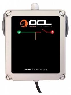 OCL AUX BOX 2x 16A 12/12
