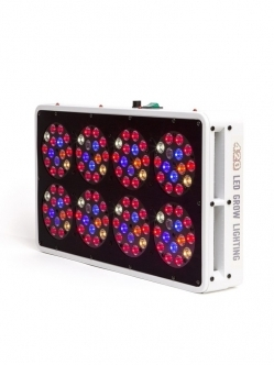 420 LED Grow Circle Series 8 LED Lámpa 280W