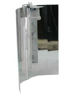 OCL Euro reflektor E40 sima felületű