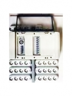Power control panel 24x1000 Watt
