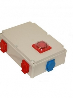 Davin Timer Box DV-14K S1140 4 x 600 W + heat