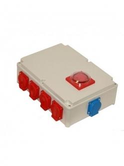 Davin Timer Box DV-28K S1160 8 x 600 W + heat