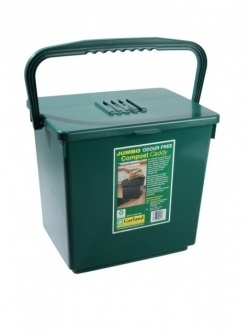Garland Jumbo Odour Free Compost Caddy 30L