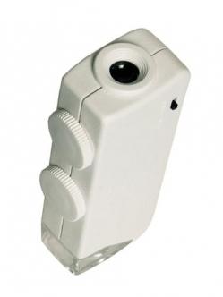 Mikroszkóp mini 60x-100x LED