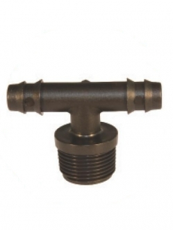 Pipe starter T  16x16x3/4