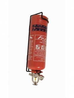 Fire extinguishers automatic