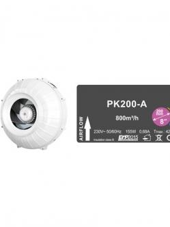 Prima Klima PK200-A1 Sebesség Ventilátor 800m3/h