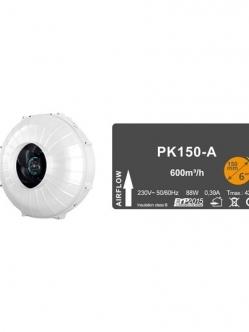 Prima Klima PK150-A1 Sebesség Ventilátor 600m3/h