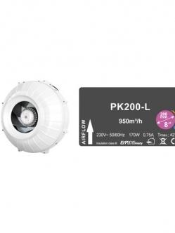 Prima Klima PK200-L1 Sebesség Ventilátor 950m3/h