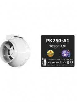 Prima Klima PK250-A1 Sebesség Ventilátor 1050m3/h