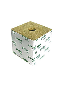 Grodan Delta kőzetgyapot kocka termesztőközeg