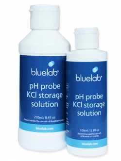 BlueLab pH Probe KCI Storage Solution 250 ml
