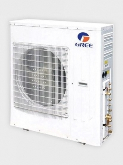 GREE MULTI INVERTER 10,5 KW Outside climate R32